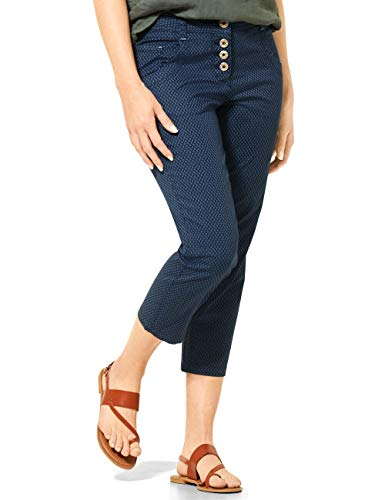 Cecil Damen 373153 New York Minimal Hose, deep Blue, W29/L24