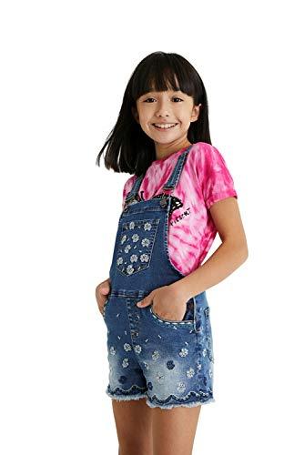 Desigual Girls Denim_JAD Shorts, Blue, 13/14