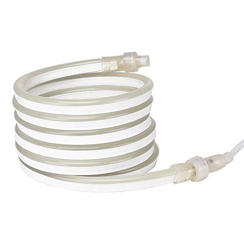 Westek NEONW4M Indoor/Outdoor Neon LED Cool White Kit-4M Rope Light Kit