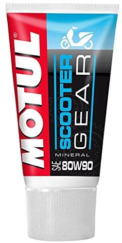 Motul Aceite de transmisión para engranajes Scooter Gear 80w90, 150 ml.