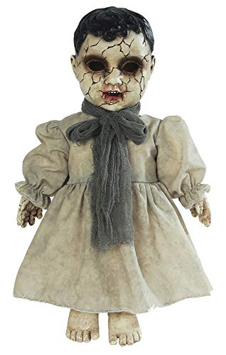 Morris Costumes Forgotten Doll with Sound