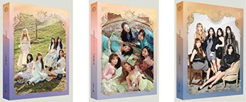 Gfriend - [Time for Us] 2nd Album Random Ver CD+PhotoBook+2p PhotoCard+1p Clear PhotoCard+1p Pop-up Card+Extra Photocards Set+Tracking