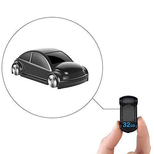 Mini keychain Voice Recorder by Hfuear
