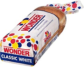 Wonder Bread Classic White Bread Loaf (6 Pack)