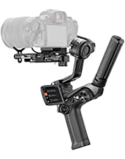"""$466 » ZHIYUN Weebill 2, 3-Axis Gimbal Stabilizer for DSLR and Mirrorless Camera, Nikon Sony Panasonic Canon Fujifilm BMPCC 6K, Weebill S Upgrade 2.88"""" Full-Color Touchscreen, PD Fast Charge"""