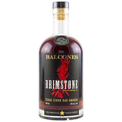 Balcones - Brimstone Scrub Oak Smoked - Whisky