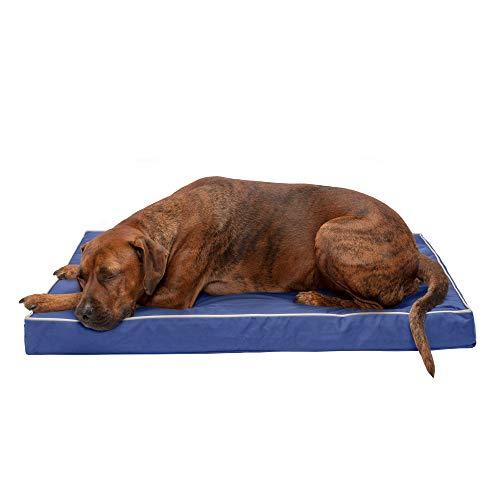 Furhaven Pet Dog Bed, Large Dog Beds for Large...
