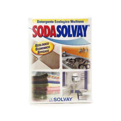 SODA SOLVAY KG.1