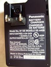 Panasonic DE-A45 Battery Charger by POWWER SterlingTek`s Premium for Panasonic CGA-S007A/1B