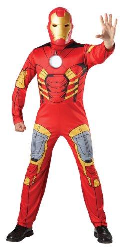 Avengers - Disfraz de Iron Man...