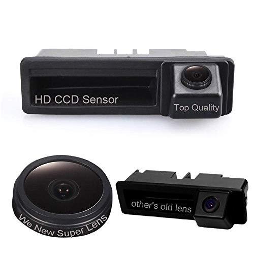 1280 * 720 Pixel 1000TV Lines HD Objectif Imperméable Vision Nocturne Caméra de recul Remplacement pour Audi A6L/Q7/A3/A4/A6L/8E