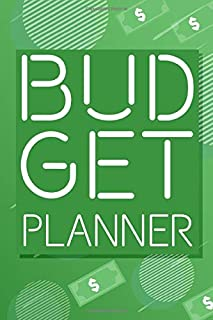Budget Planner: Simple Monthly and Weekly Budget Planner. Track your Income and Expenses like a Pro. This Financial Planne...