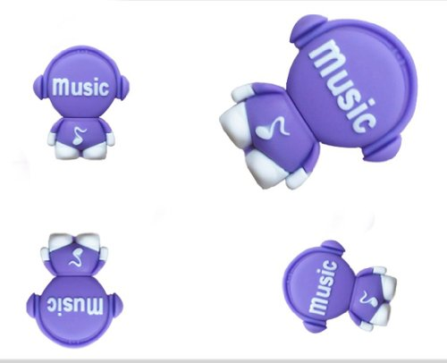 Sunworld - Chiavetta USB 2.0 Flash da 8 GB, 16 GB, 32 GB, 64 GB, colore: Viola viola Violet 64Go
