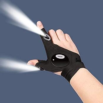 AI EN JIU LED Glove Flashlight (Right Hand)