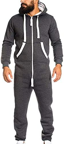 Realdo Unisex Hooded Jumpsuit One Piece Garment Non Footed Pajama Playsuit Blouse Hoodie Romper product image
