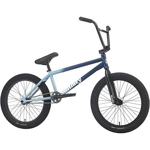 Sunday 2021 Forecaster 20 Inch Complete Bike Matte Dusk Fade LHD