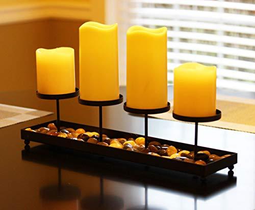 Recopilación de Candelabros de mesa , tabla con los diez mejores. 4