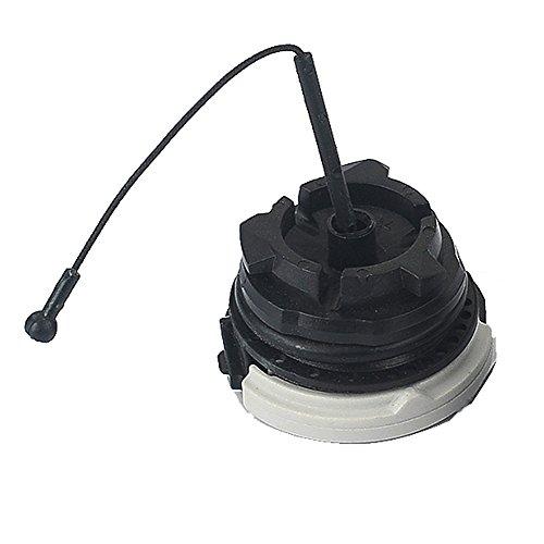 Hipa Fuel Cap Oil Cap for Stihl Chainsaw MS250 MS210 HT101 HT100 HT130 HT131 HT250 MS171 MS181 MS192 MS200 MS211 MS230 MS240 MS260 MS270 MS280 MS340 MS360 MS380 MS381 MS390 MS391 MS440 MS441 MS460