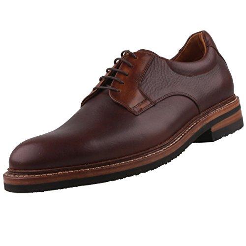 Sendra Herren Halbschuhe 14783 Braun, Schuhgröße:EUR 40