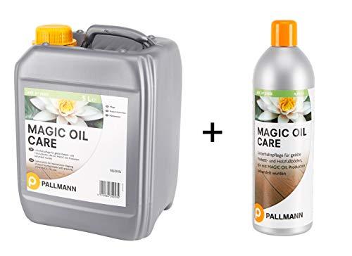 Pallmann Magic Oil Care Set 1 x 5 Liter und 1 x 0,75 Liter