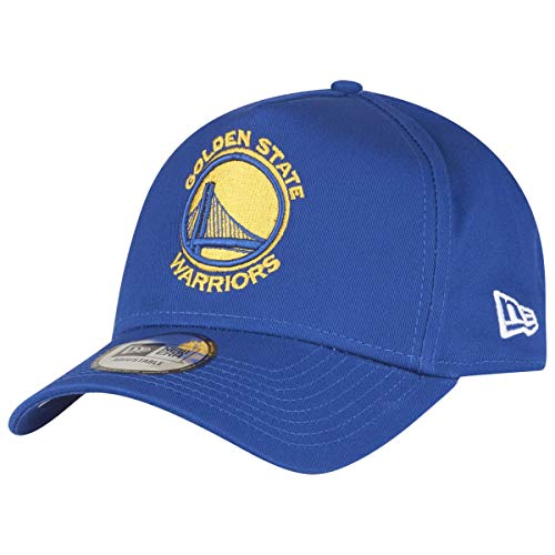 A NEW ERA Gorra de Retroceso Aframe 2 del Equipo NBA ~ Golden State Warriors