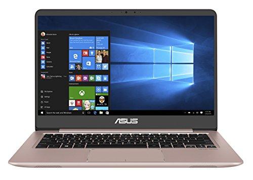ASUS ZENBOOK UX3410UQ GV999T 35.56cm (35,6cm opaco FHD) laptop (Intel Core i5;, 8GB RAM, 256GB SSD, TB HDD, NVIDIA GeForce 940MX WIN10Home) oro rosa