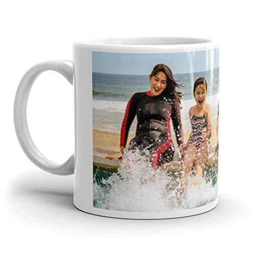 SelfieMania-Mug personnalisé avec votre image, Photo- Personnalisez en ligne et visualisez le résultat -Cadeau de saint valentin, d' Anniversaire