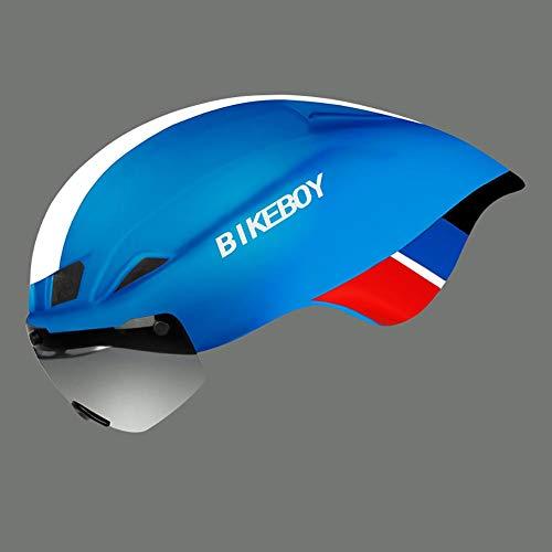 LOO LA Diseño aerodinámico Casco Bicicleta con 8 Orificios de Aire de...