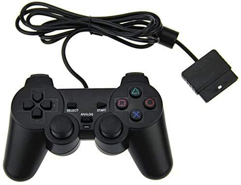 Controller PS2 Wired Controller für PS2 PlayStation 2 PS2 Controller PS2 Joystick PS2 Gamepad