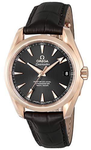 [オメガ] 腕時計 シーマスターアクアテラ グレー文字盤 コーアクシャル自動巻 231.53.39.21.06.003 メンズ 並行輸入品 ブラウン
