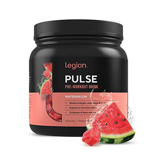 Legion Pulse Pre Workout Supplement