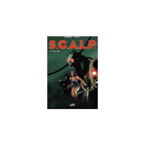 Scalp -Tome 1 - Little boy