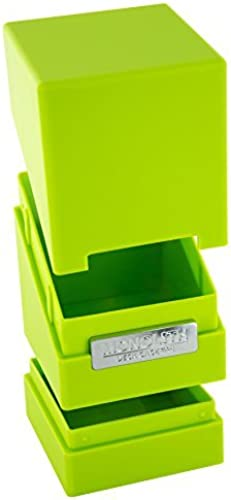 venta de ofertas Monolith Monolith Monolith Deck Case 100+ Standard Talla Light verde Card Game by Ultimate Guard  los nuevos estilos calientes
