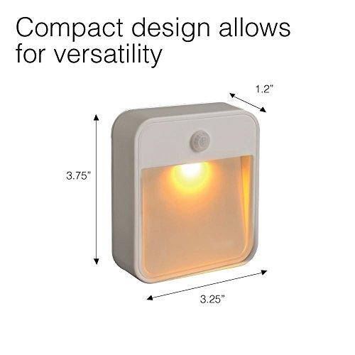 Product Image 2: Mr. Beams Sleep Friendly Battery-Powered Motion-Sensing LED Stick-Anywhere Nightlight
