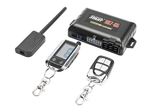 Crimestopper RS7-G5 Cool Start 2-Way Remote Start System