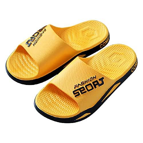 Anlemi Zapatillas de Piscina cómodas,Zapatillas de baño de...