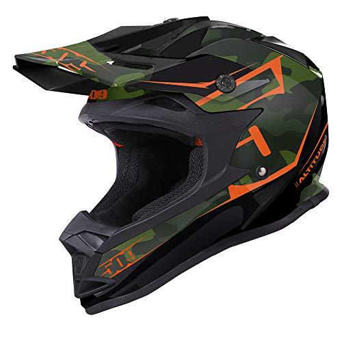 509 Altitude Snowmobiling Helmet - Matte Camo (MD)