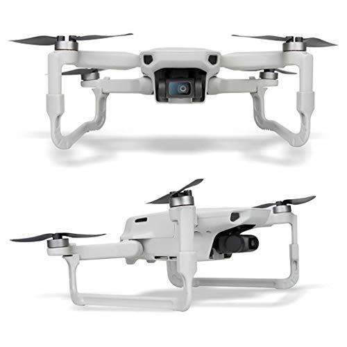 CUEYU Drone Landing Gear Extensions für DJI Mavic Mini Drone,Professioneller Extension Leg Heighten Extender Support Protector Kompatibel mit DJI Mavic Mini Drone