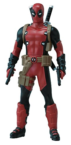 TAKARA TOMY Metacolle Marvel Deadpool (Metal Collection)