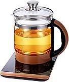 1.8L bebida de la salud, 8 velocidades reserva de potencia de fuego temporizador establecimiento de salud Pot 24H / anti-seca, el control de la temperatura de usos múltiples y té y café