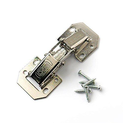 Bulk Hardware BH04919 Easy-On Sprung Kast Deurscharnier