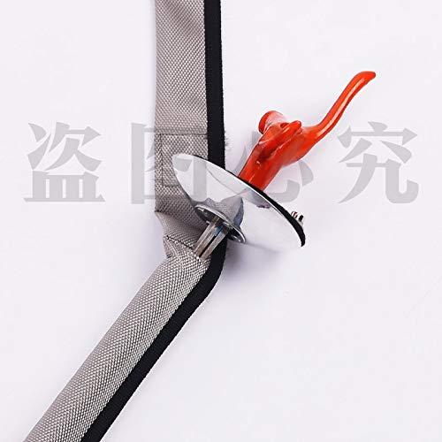 ABCCS Esgrima Espada Bolso de la Flor Pesada Sabre En el Interior de tuberías de PVC 1680D Tela