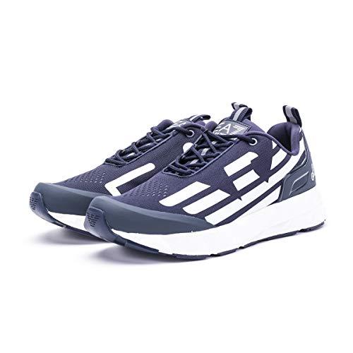 Ea7 emporio armani X8X033 XCC52 Zapatos Hombre Azul 40