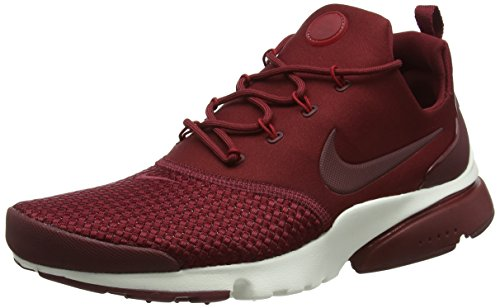 Nike Presto Fly Se, Zapatillas de Gimnasia Hombre, Verde (Team Red/Team Red/Gym Red/Sail 603), 40.5 EU