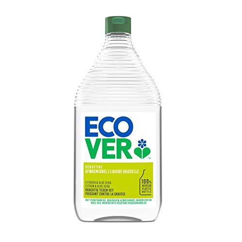 Ecover Washing Up Limpiador Líquido Limón y Aloe