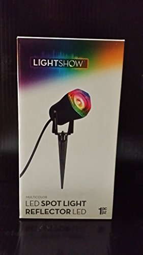 MultiColor LED Spotlight Reflector Lightshow