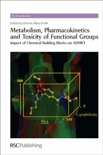 Metabolism, Pharmacokinetics and Toxicity of Functional Groups: Impact of Chemical Building Blocks on ADMET: Impact of the Building Blocks of Medicinal Chemistry on ADMET (RSC Drug Discovery, Band 1)