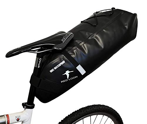 Red Loon Satteltasche Backloader 15Ltr wasserdicht Fahrradtasche Bikepacking