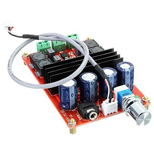 Tablero del Amplificador For Arduino - Productos Que Funcionan con Placas Arduino Oficiales 2x100W TPA3116 D2 Doble Canal Amplificador de Audio Digital Junta 12V-24V