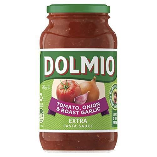 Dolmio Extra Tomato Onion Garlic, 500 g